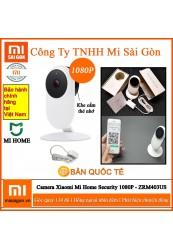 Camera Xiaomi Mi Home Security 1080P ZRM4037US (có kèm Adapter) - Hàng chính hãng