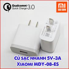 Củ sạc nhanh MDY-08-ES (5V/3A) QC 3.0