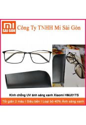 Kính Chống UV Ánh Sáng Xanh Xiaomi HMJ01TS ( Đen )