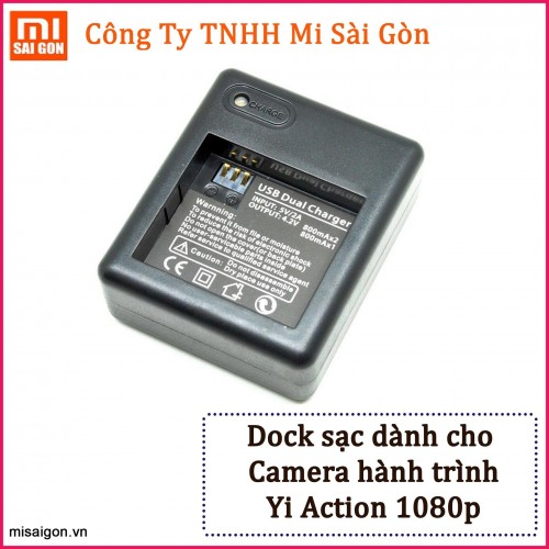 Đốc sạc Camera Action Yi