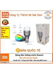 Bóng Đèn Thông Minh Xiaomi Mi LED E27 (10W) (800 Lumen)