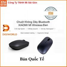 Chuột Wireless ĐEN - Chính Hãng DGW