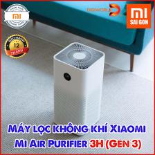 Máy lọc không khí Xiaomi Mi Air Purifier 3H ( Gen 3 ) - Chính hãng phân phối