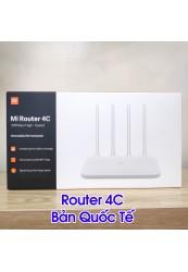 Router Wifi Xiaomi Gen 4C - Bản Quốc Tế