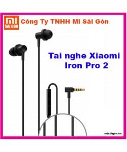 Tai nghe Xiaomi Piston Iron PRO v2