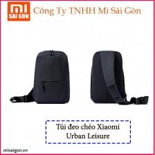 Túi đeo chéo Xiaomi Urban Leisure - Đen