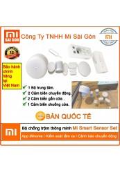 [Global] Bộ Nhà Thông Minh Xiaomi Mi Smart Sensor Set (6 Món)