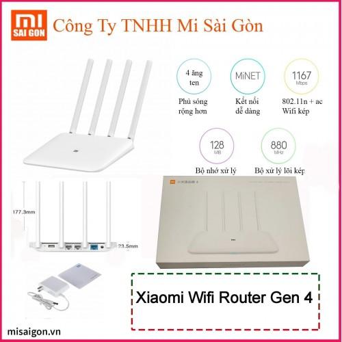 Router Wifi Gen 4 128MB
