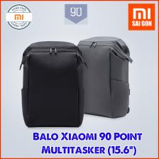 "Balo Laptop 90 Multitasker 2084 (15.6"") - Đen / Xám"