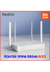 Router Wifi 6 Redmi AX5