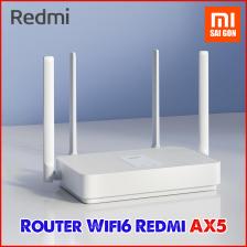 Router Wifi 6 Redmi AX5