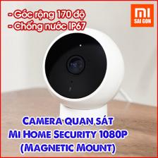 Camera Xiaomi Mi Home Security 1080P ( Magnetic Mount ) - Góc rộng 170 độ, chống nước IP67
