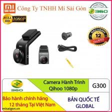 Camera Hành Trình Full HD 1080p Qihoo 360 G300 - Global