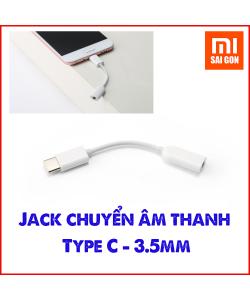 Jack chuyển Type C – 3.5mm