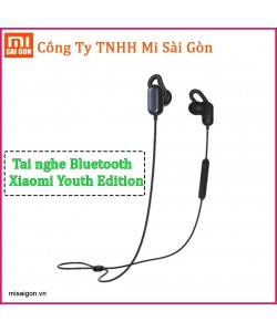 Tai nghe Bluetooth thể thao Xiaomi Youth Edition - Đen