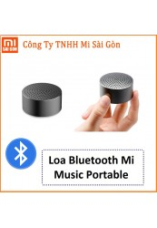 Loa Bluetooth Mi Music Portable