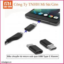 Jack chuyển Micro USB sang UBS Type C