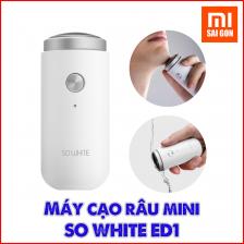 Máy cạo râu mini Xiaomi Pinjing SO WHITE ED1