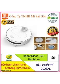 Robot hút bụi & lau nhà Vacuum Cleaner Qihoo 360 S6