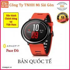Đồng hồ thông minh Amazfit Pace Đỏ