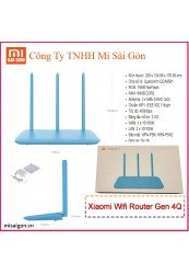 Router Wifi Gen 4Q