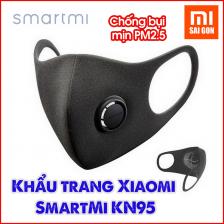 Khẩu trang Smartmi KN95 chống bụi mịn PM2.5