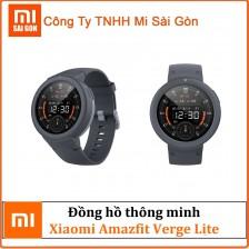 Đồng hồ thông minh Xiaomi Amazfit Verge Lite GPS A1818 (Grey)