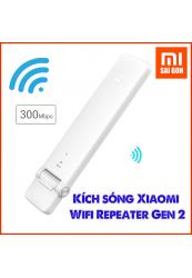 Kích Sóng Wifi Repeater Xiaomi Gen 2